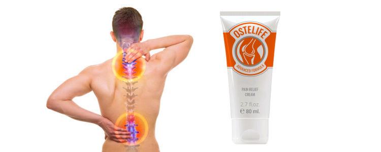Ostelife - comentarii despre crema pentru dureri articulare