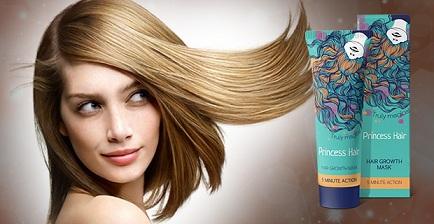 Princess Hair - compoziția produsului