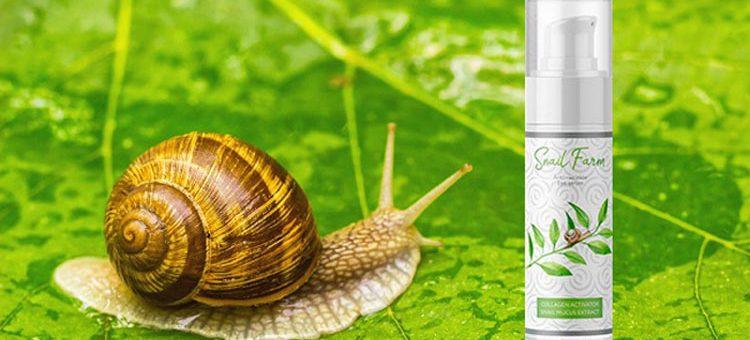 Snail Farm - natural compoziția produsului