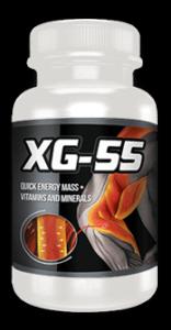XG-55 - puternice și sănătoase musculare
