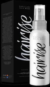 Ce este și cum funcționează spray impotriva caderii parului Hairise Spray pret?