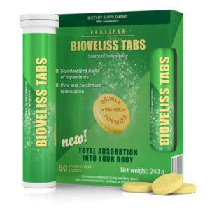 Ce este și cum funcționează Bioveliss Tabs?