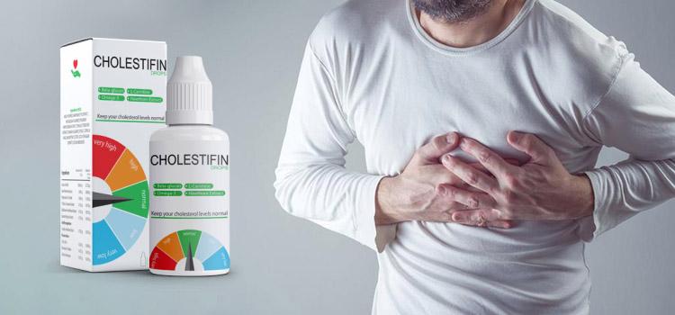 Cholestifin ajută rapid pentru a reduce cantitatea de colesterol rău, arată, cum funcționează?