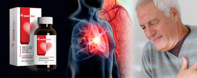 Heart Tonic comanda - efect rapid, fără efecte secundare