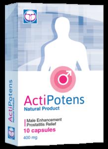 Ce este și cum funcționează ActiPotens?