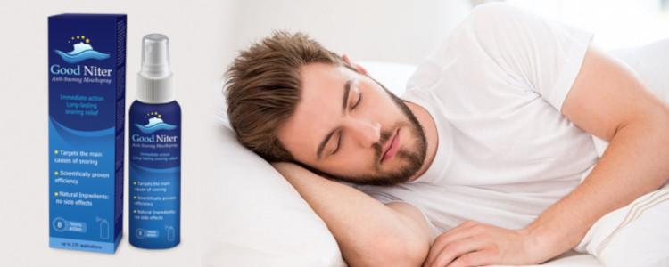 Good Niter - un efect de lungă durată, lipsa de efecte secundare