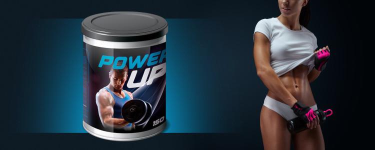 PowerUp Premium pentru a crește mușchii lor în condiții de siguranță