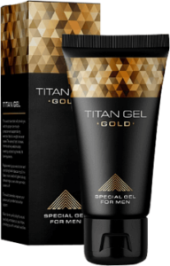 Titan Gel Goldpareri - natural gel pentru marirea penisului