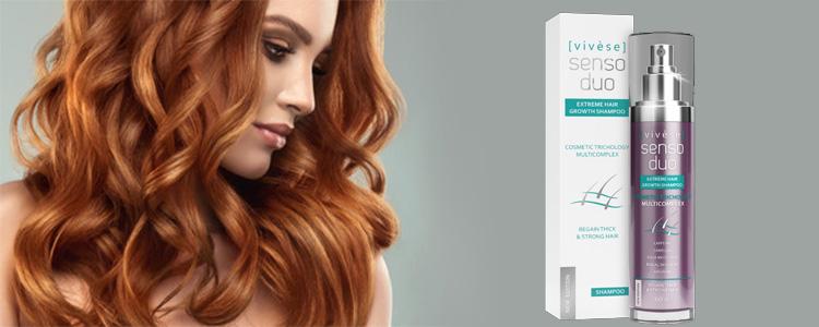 Ce este Vivese Senso Duo Shampoo? Cum funcționează?