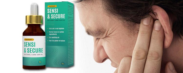 Auresoil Sensi Secure - Cum să utilizați? Cel mai convenabil produs în România