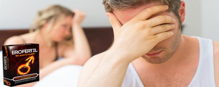 Erofertil – Modul de utilizare, compoziția, contraindicații, efectul