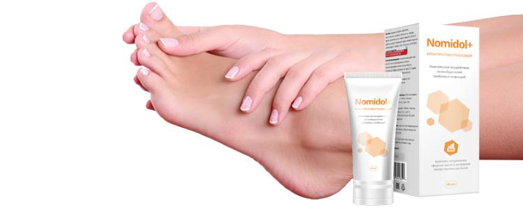 Cât costă și unde să cumpărați crema de picior Nomidol
