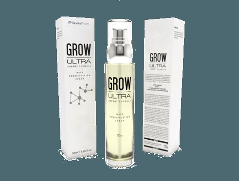 Grow Ultra hair ser ultra-inovator compoziția componentă de plante pentru cresterea parului