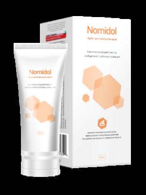 Ce este și cum funcționează Nomidol antifungal cream?