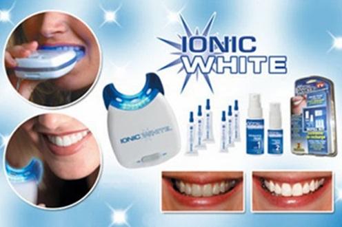 Cum se utilizează Ionic White?