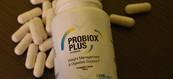 Încercați Probiox Plus, care constă numai din ingrediente naturale