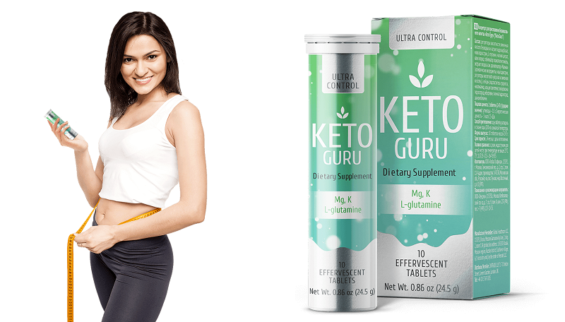 Încercați Guru Keto, care conține numai ingrediente naturale!
