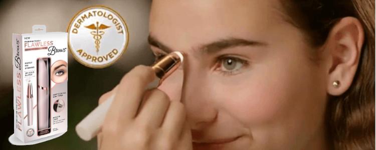 Cât timp este nevoie pentru a vedea efectul Flawless Brows? Există efecte secundare? Ce compoziție?