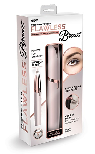 Ce-i asta Flawless Brows? Cum funcționează? Cum va funcționa? Când va funcționa?