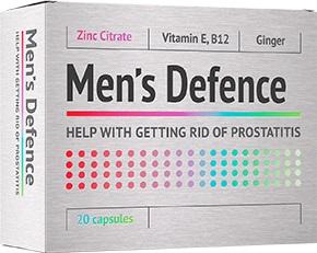 Ce este Mens Defence? Compozițiaprodusului?