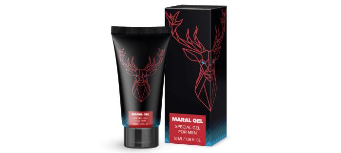 Care este compoziția suplimentului Maral Gel? Efectele utilizării.