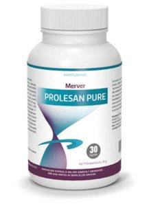 Cum acționează Prolesan Pure? Ce funcționează?