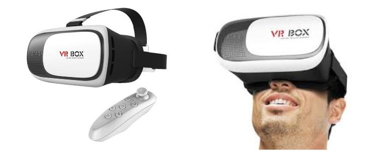 Funcționează pe baterii VR BOX OCHELARI 3D? Când să perceapă