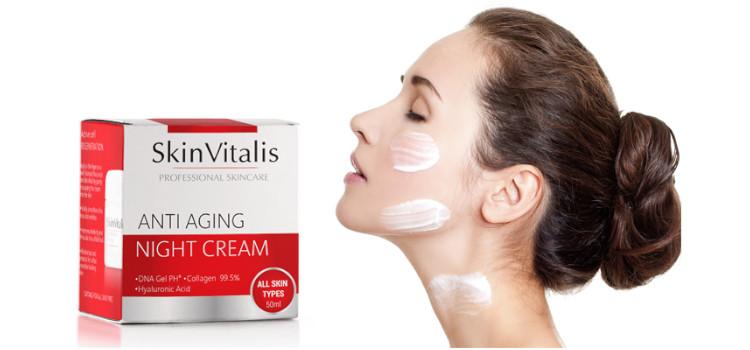 Există efecte secundare SkinVitalis ?