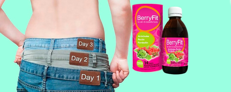 Utilizatorii recomanda BerryFit.