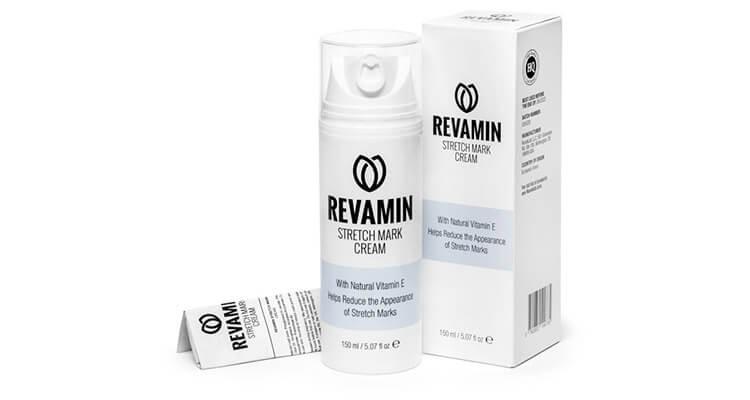 Când puteți vedea efectele Revamin Stretch Mark?