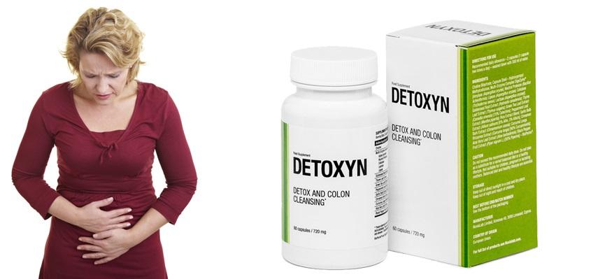 Utilizatorii recomandă produsul Detoxyn.
