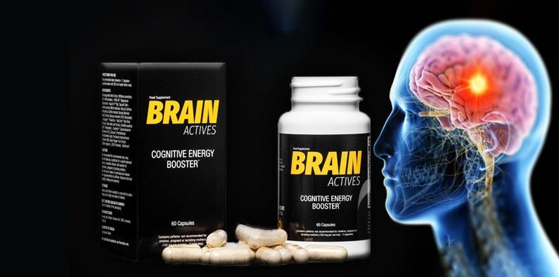 Încercați Brain Actives asigurați-vă că eficiența